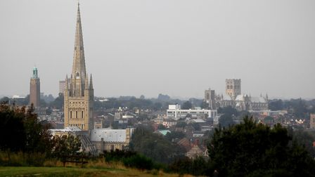 Norwich BID is hosting a conference on the city's commercial potential Picture: Antony Kelly