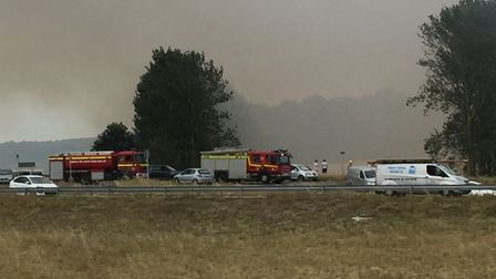 Fire off the Broadland Northway at the A140 junction. Supplied