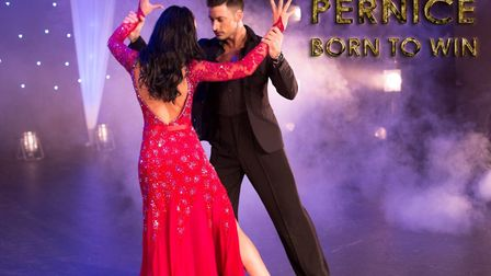 Giovanni Pernice dancing Picture supplied by King's Lynn Festival