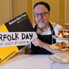 Richard Hughes, director and chef at the Assembly House, who is backing the Norfolk Day. Picture: DE