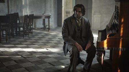 Rupert Everett as Oscar Wilde in The Happy Prince. Photo: Lionsgate Films