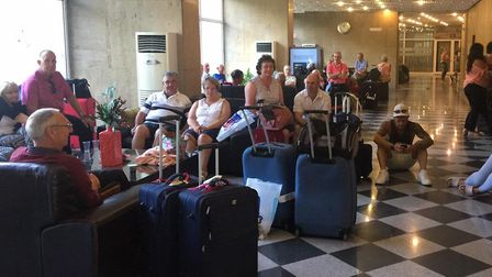 Livvy Milligan is one of the 200 people stranded in Bulgaria (Image: Livvy Milligan)