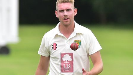 Andy Hanby has represented the Lions before and is set to make his senior Norfolk debut due to his g