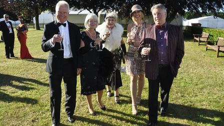The 2018 Royal Norfolk Show Ball. Picture: BOB HOBBS