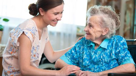 Norfolk County Council wants to drive up standards in care homes. Pic: Getty Images/Stockphoto.