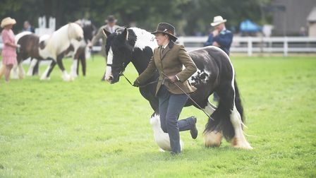 Early scenes from the first day of the Royal Norfolk Show. Picture: Ian Burt