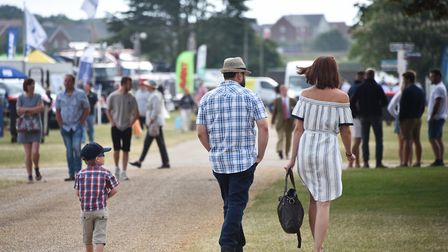 Royal Norfolk Show, 2018. Picture: ANTONY KELLY