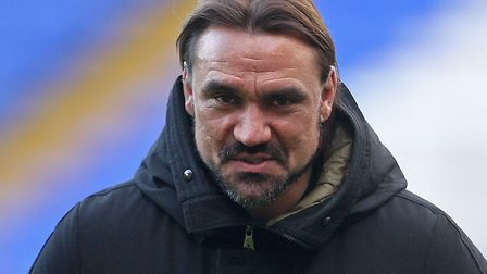 Norwich City head coach Daniel Farke has had his squad bolstered by three signings this week Picture