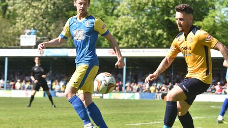 Cameron King is set to sign for FC Halifax Town. Picture: Archant