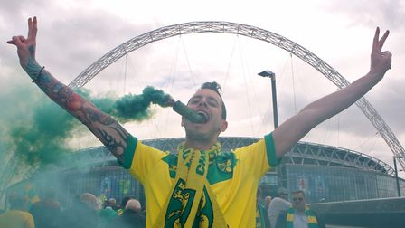 It's three years since Norwich City last went to Wembley Picture: Paul Chesterton/Focus Images