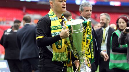 Alex Neil led the Canaries to Wembley in 2015 Picture: Paul Chesterton/Focus Images