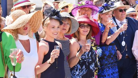 Bessed dressed competition at the 2018 Royal Norfolk Show.Picture: Nick Butcher