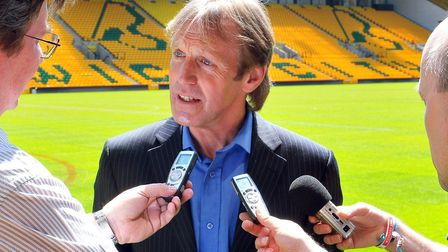 Ewan Chester talks to our former Norwich City correspondents Chris Lakey and David Cuffley, followin