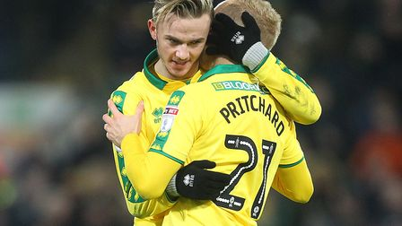 Norwich City will be hoping to recreate the all-too-brief impact of James Maddison and Alex Pritchar