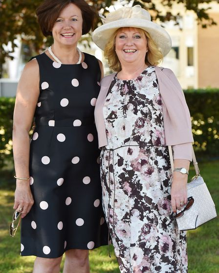Fashion at the Royal Norfolk Show 2018.Adele Whitbourn and Sue Roberts.Picture: Nick Butcher