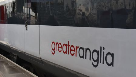 File photo of Greater Anglia train. Picture: Sonya Duncan