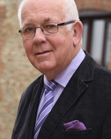 William Armstrong, chairman of Healthwatch Norfolk. Picture: DENISE BRADLEY