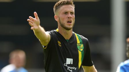 It just didn't work out for Ricky van Wolfswinkel at Norwich City Picture: Richard Blaxall/Focus Ima