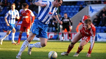 Lee Beevers has signed for King's Lynn Town Picture: Archant