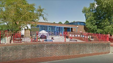 Raleigh Infant Academy, in Thetford. Picture: Google
