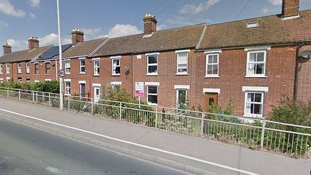 Houses on London Road opposite the fire station in Wyondham. PHOTO: Google Maps