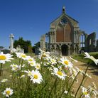 Norfolk Archaeological Trust's 10 sites, such as Binham Priory, are havens for nature too. Photo: Da