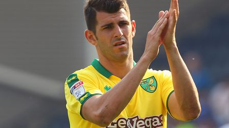 Is it time for Nelson Oliveira to leave Norwich City? Picture by Paul Chesterton/Focus Images