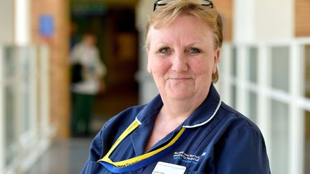 Feature on the Staff at The Norfolk and Norwich University Hospital who helped save one man's life.L