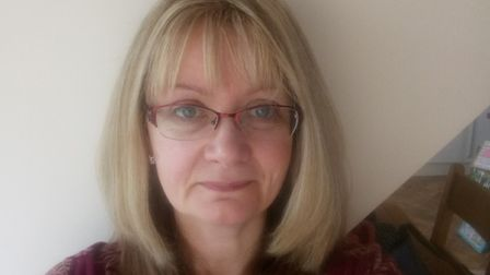Tracey Blackett, counsellor with Wellbeing Norfolk and Waveney, based in North Walsham. Photo: Trace
