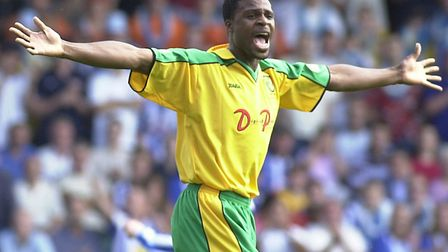 Zema Abbey suffered two bad knee injuries during his time at Norwich City Picture: Archant