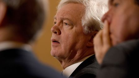 David Davis has resigned from governmentPhoto: PA / Leon Neal