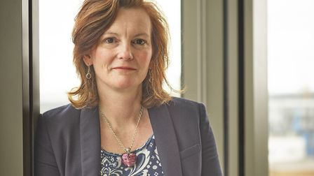 Claire Clarke, managing partner at Mills and Reeve. Picture: Mills and Reeve