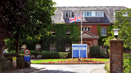 Hellesdon Hospital. Picture: BILL SMITH/ARCHANT ARCHIVE