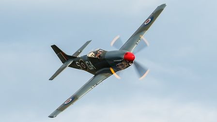 The Old Buckenham Airshow display on July 28-29 includes a rich variety of old and modern aircraft.