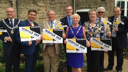 The Norfolk Grand Tour in King's Lynn. Picture: Archant