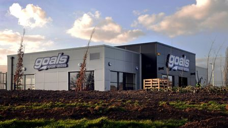 The Goals Soccer Centre in Norwich. Picture: Archant
