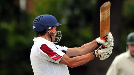 Craig Beeden hit 95 as Saxlingham saw off Southwold in the Norfolk Cricket League. Picture: Archant