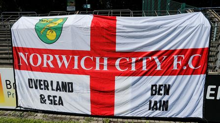No flagging from City fans on tour Picture: Focus Images Ltd