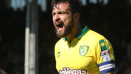Russell Martin is likely to leave Norwich City on loan again Picture by Paul Chesterton/Focus Images