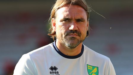 Daniel Farke knows exactly what he wants from Norwich City's tour Picture: James Wilson/Focus Images
