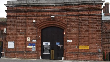 Norwich MP Chlose Smith is to meet with bosses and staff at HMP Norwich later this week . Photo : St