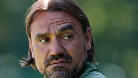 Daniel Farke faces a tricky balancing act Picture by Focus Images/Focus Images Ltd