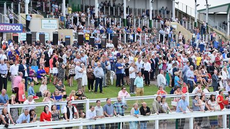 Ladies Night is back at Great Yarmouth Racecourse Picture: Archant