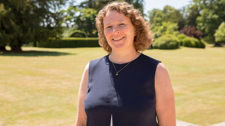Dr Clare Hambling, from Downham Market Picture: Diabetes UK