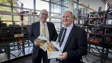 Opito has released its UKCS Workforce Dynamics Review. Pictured: Director of the RGU Oil and Gas Ins