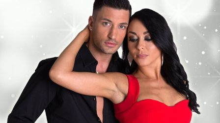 Giovanni Pernice will be heading to King's Lynn as part of his dance tour Born To Win. Picture: Cour