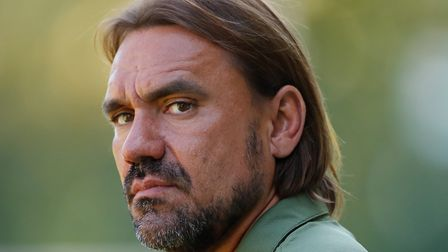 Daniel Farke knows he has the trust of the people who matter at Norwich City Picture: Paul Chesterto