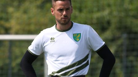 Remi Matthews is fighting to become Norwich City's number one Picture: Paul Chesterton/Focus Images