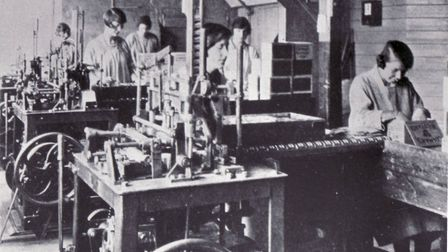 Workers in the Colman's factory. Picture: Archant Library