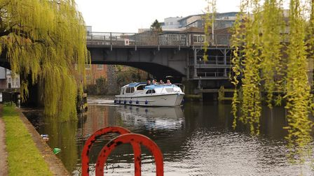 Carrow Bridge is to close for repairs. Picture: Denise Bradley